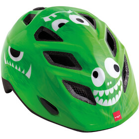 MET Elfo Helmet Barn green monsters